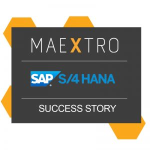 Leading UK Dairy Company Deploy <br> Maextro on SAP S/4 Hana