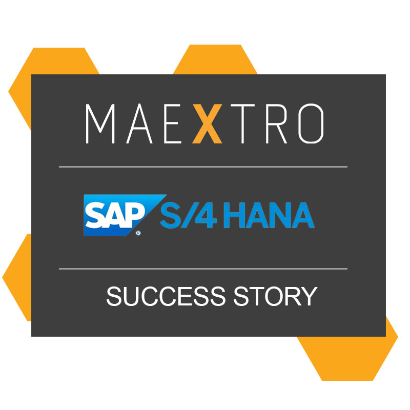 Leading UK Dairy Company Deploy  Maextro on SAP S/4 Hana