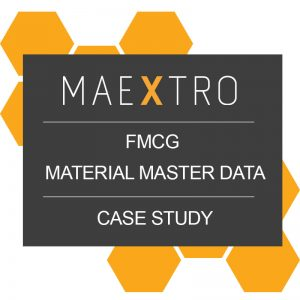Maextro – Managing Manufacturing Data –  UK Case Study