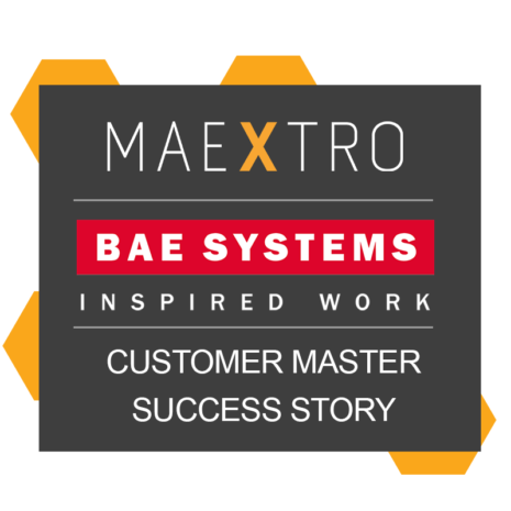 BAE Applied Intelligence – Customer Master Data with Maextro